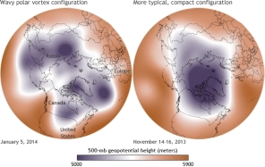 polar vortex 2