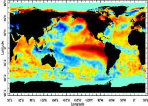 El Nino 1997-98 (source : WMO)