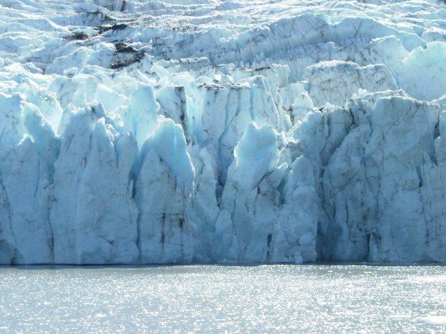 Glacier Portage en Alaska (source : Mark Brennan)