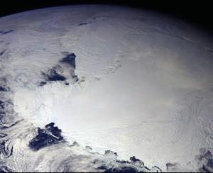 Antarctique. Source : NASA/JPL.