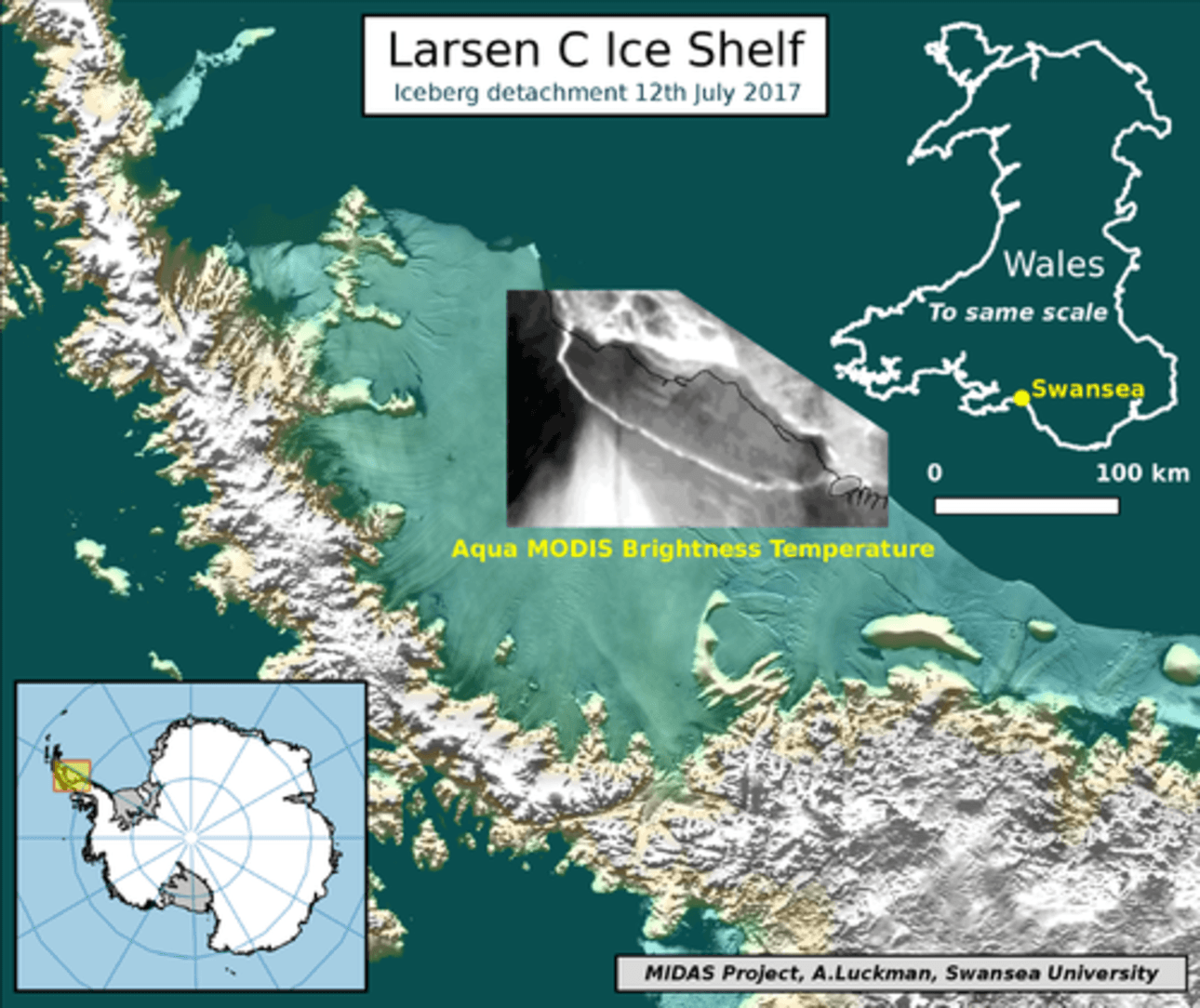 Larsen c last