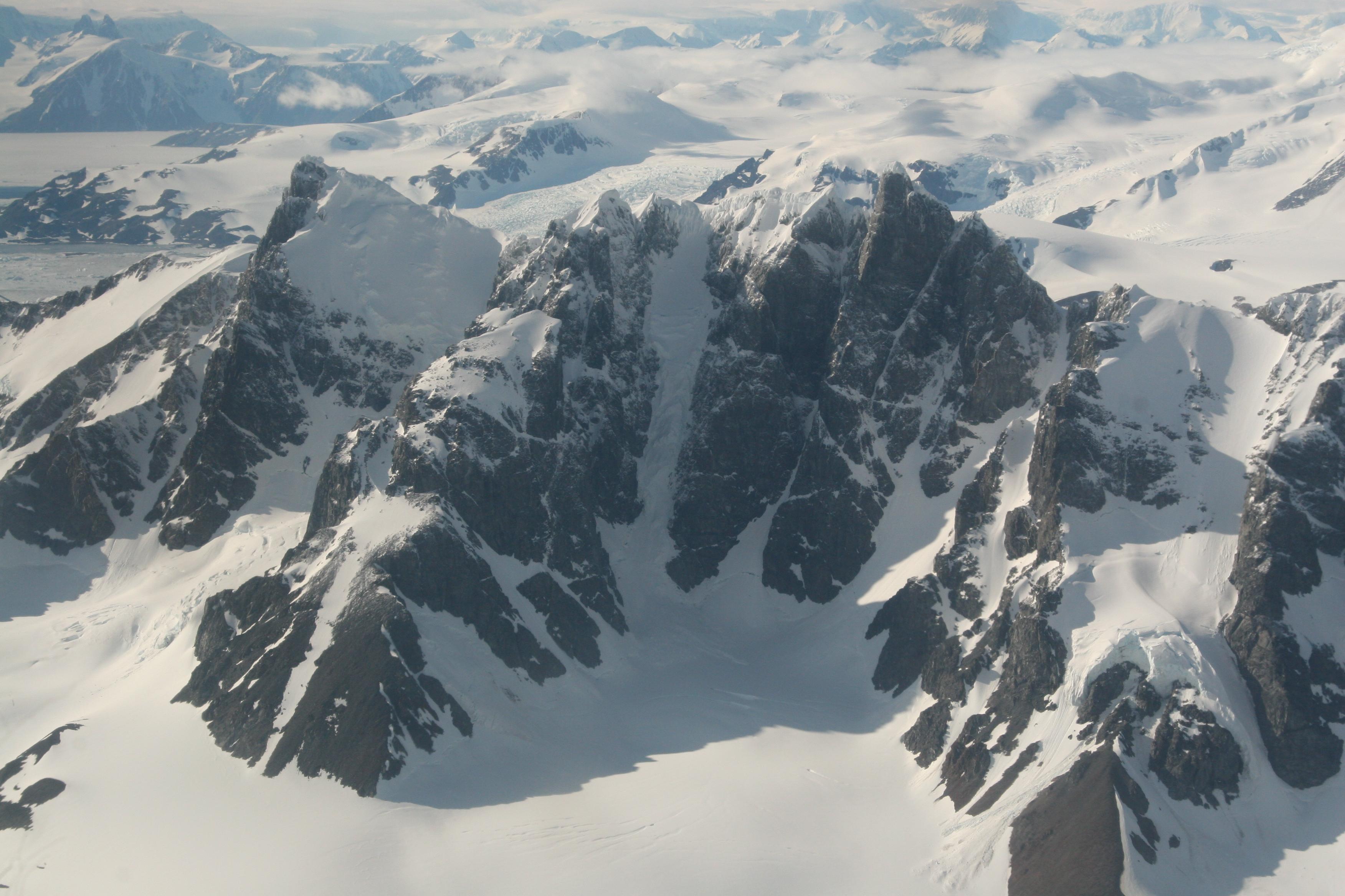 Accélaration de la fonte de l'Antarctique ces 5 dernières années