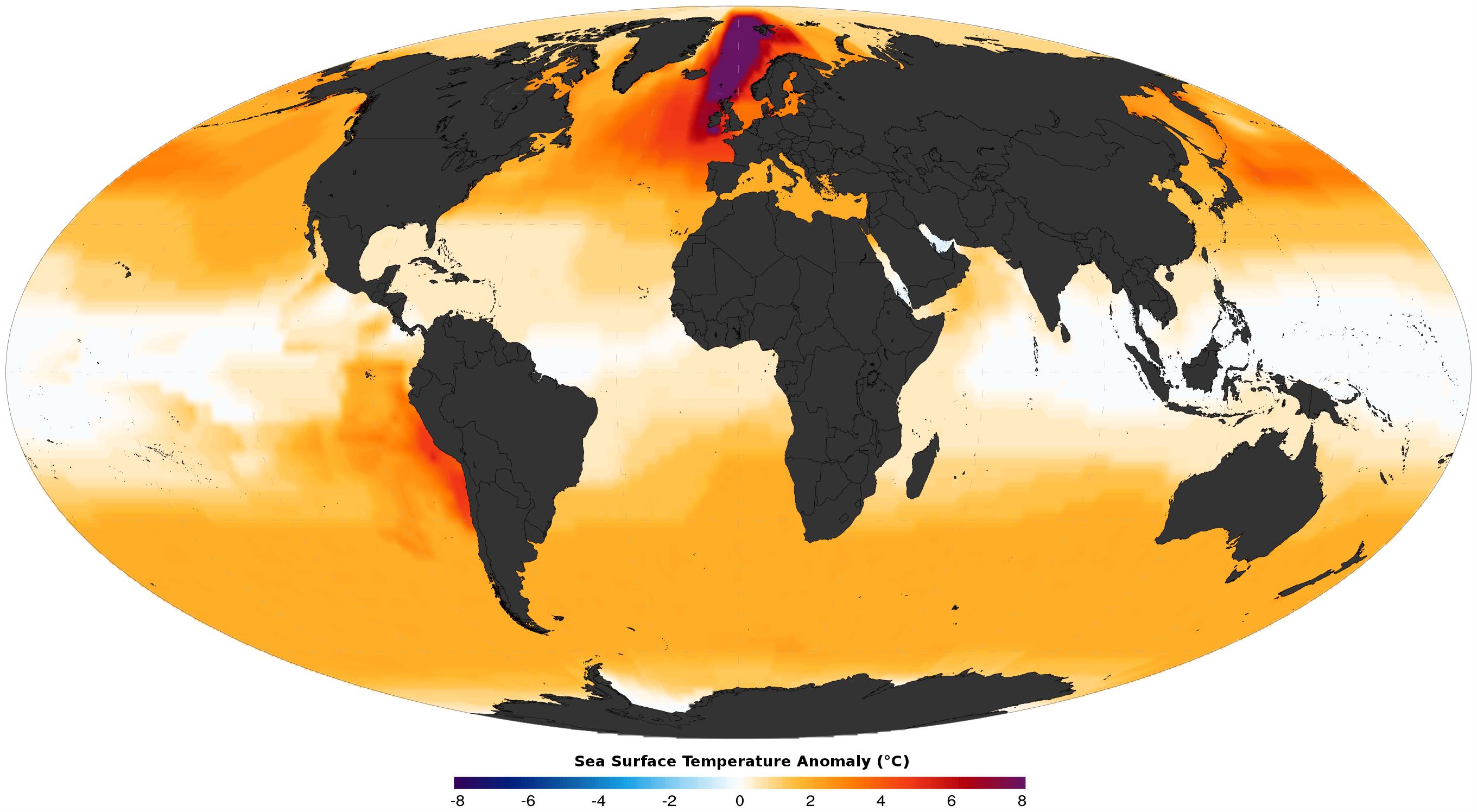 Les modèles climatiques actuels pourraient sous- estimer les changements à long terme