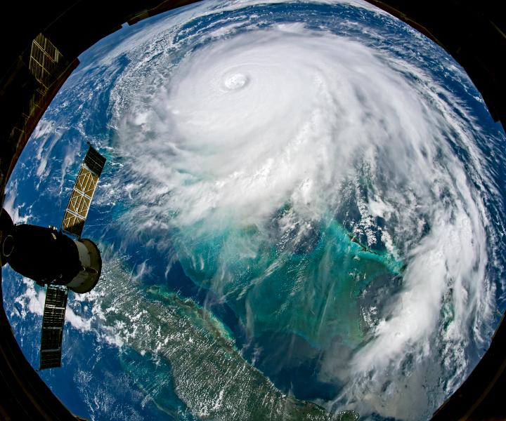 Dorian : comment la stagnation aggrave les dégâts des ouragans