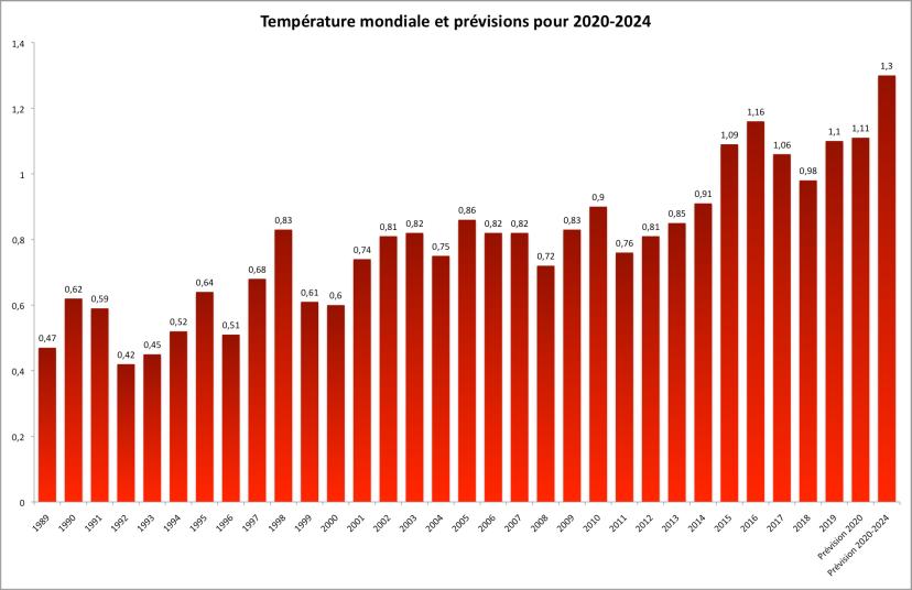 Forecast 2020-2024